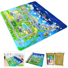Thick Baby Play Mat Toddler Climbing Pad Kids Rug Floor Soft Rug Kids Developing Mat Eva Foam Gym Games Play Puzzles Blanket
