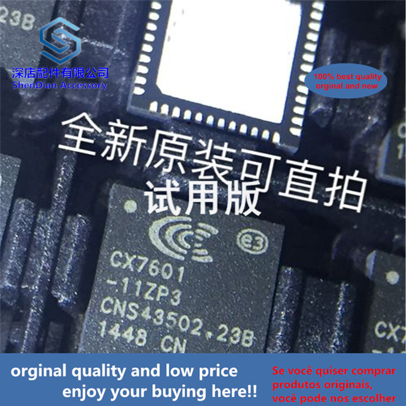 1pcs 100% Orginal And New CX7601-11ZP3 QFN CX7601 Best Qualtiy