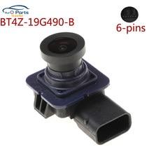 Фотокамера заднего вида YAOPEI BT4Z-19G490-B BT4Z19G490B-Резервная парковочная камера для Ford Edge мозг 2007-2013 DT4Z-19G490-B