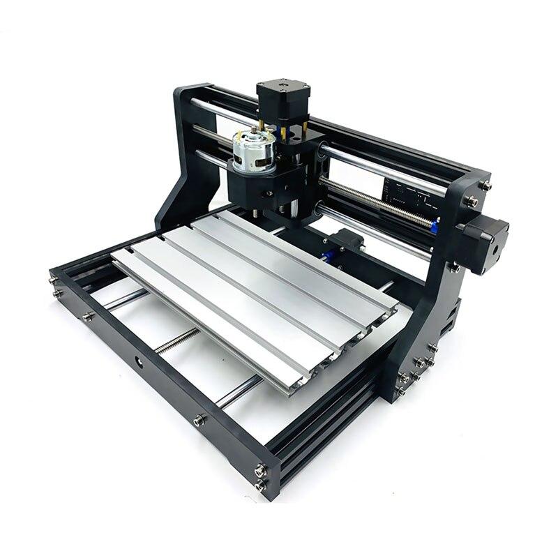 Mini CNC3018 Stecher CNC 3018 PRO Laser Graveur Holz CNC Router Maschine GRBL ER11 Hobby DIY Gravur Maschine für Holz PCB PVC