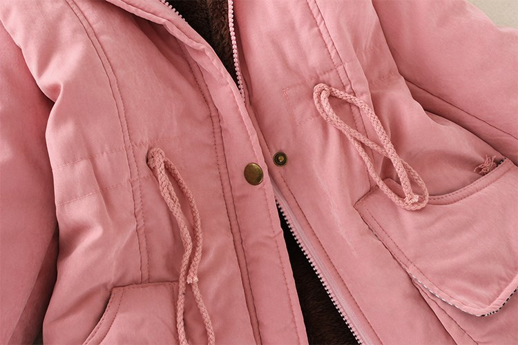 19 Parka Women Jacket Women Winter Coat Women Warm Hooded Women Parka Female Jacket Long Coat Parkas 16 Colour Free Shipping 6