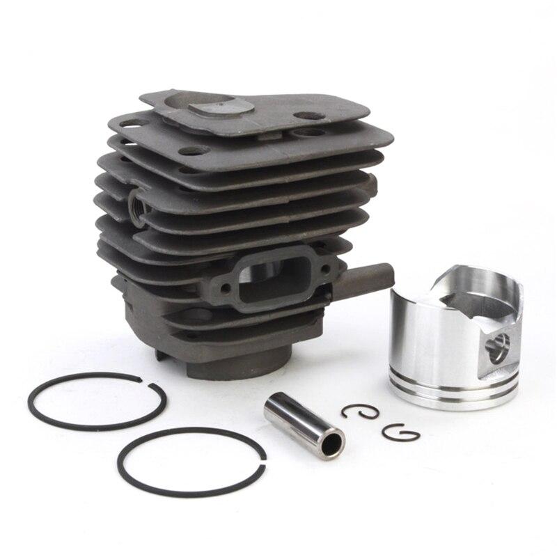 Cylinder kit 50mm for Partner  amp  HUS  K650 K700 Concrete cut off saw Cylinder 203F