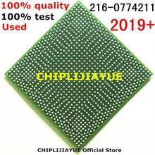 1-10 шт. DC2019 + 100% протестированный очень хороший продукт 216-0774211 216 0774211 чипы BGA reball с шариками чипсет