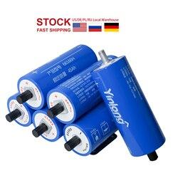 6pcs LTO 66160 2.3V  40Ah NOT 45AH Lithium Titanate Battery Cell 10C 400A for 12v 14.4v Power Long Cycle Life  EV Golf Cart