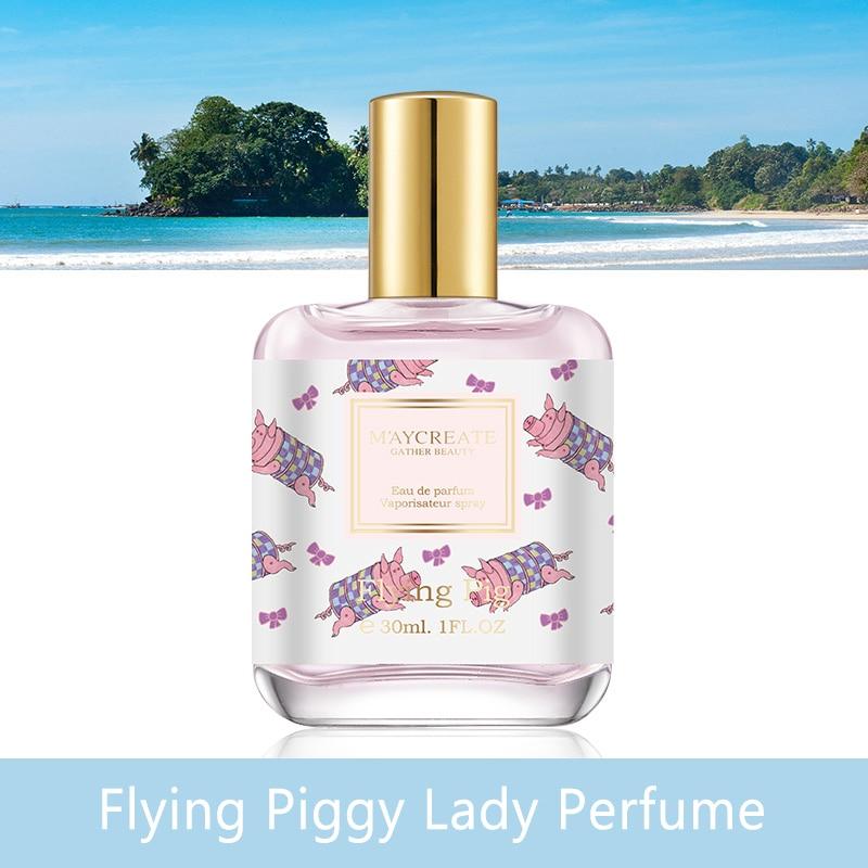 Perfume For Women Atomizer Female Perfume Long Lasting Elegant Refreshing Deodorant Flower Fragrance Lady Original Girls Perfume