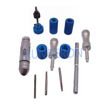 Diesel Service Workshop CR Common Rail Fuel Injectors Filter Disassembly Removal Tools for Denso