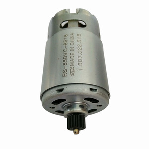 Image 5 - ONPO 10.8V 14 teeth RS 550VC 8518 DC motor for Replace DEWALT DCD710  electric drill cordles Screwdriver maintenance spare parts