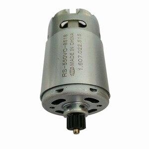 Image 5 - Onpo 10.8V 14 Tanden RS 550VC 8518 Dc Motor Voor Vervang Dewalt DCD710 Elektrische Boor Cordles Schroevendraaier Onderhoud Onderdelen