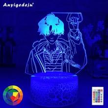 Lampada 3d acrilica BL Anime uccisione Stalking Yoon Bum Light per la decorazione della camera da letto luce notturna a LED uccisione Stalking Lamp Yoon Bum