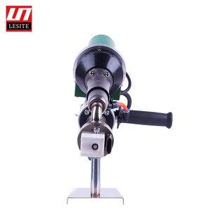 Image 4 - พลาสติกExtrusionปืนเชื่อมพลาสติกExtrusionเครื่องเชื่อมPP HDPEมือเชื่อมExtruder Hand Extruder LESITE LST600A