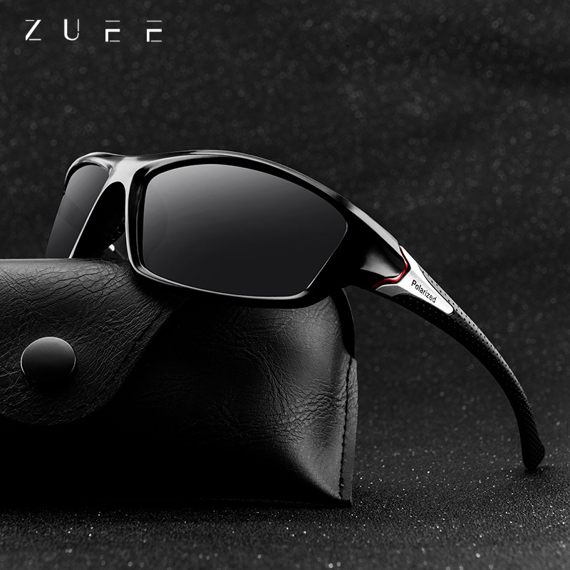 Luxury Polarized New Sunglasses Men Driving Shades Male Sun Glasses Vintage Driving Travel Fishing Classic Sunglasses