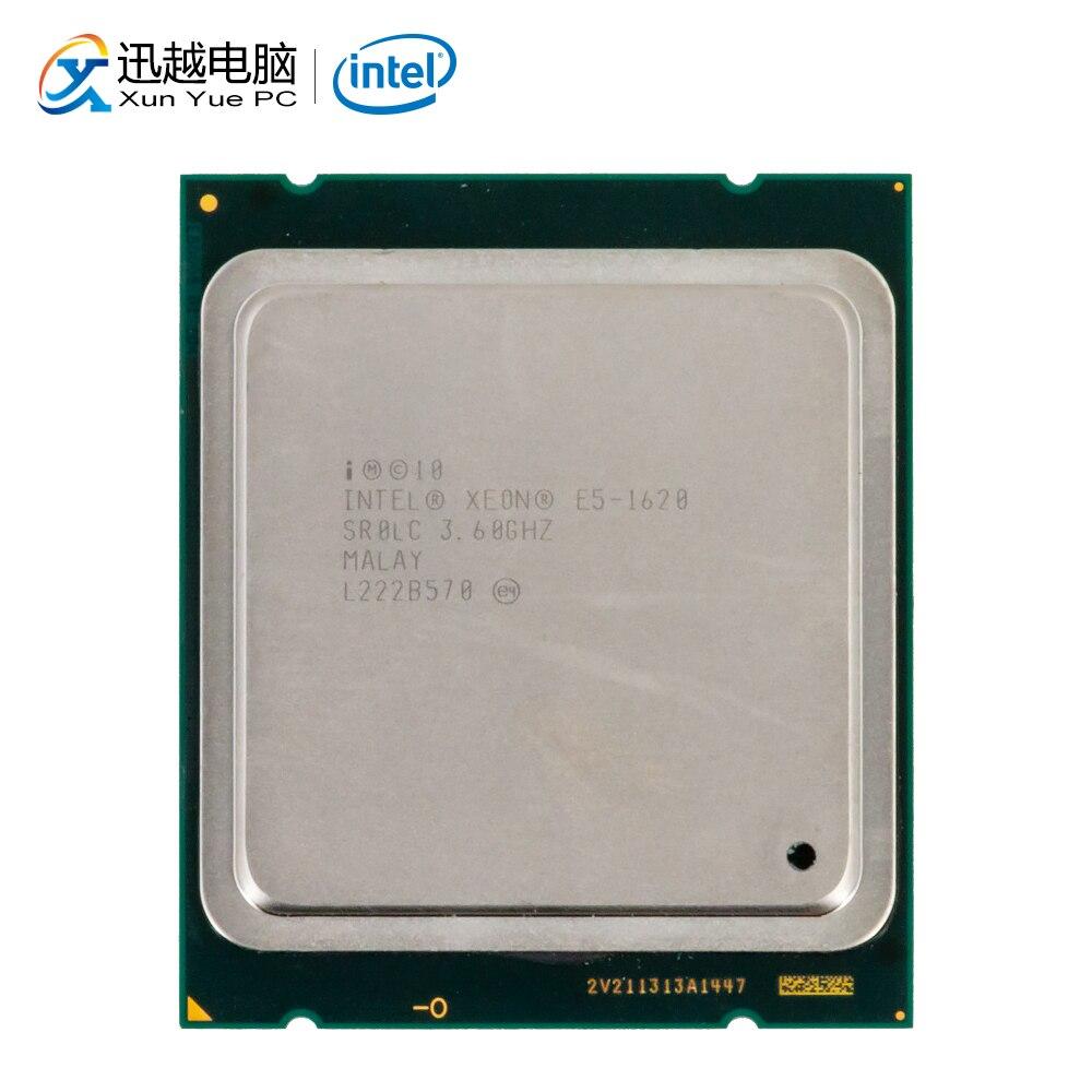 Galleria fotografica <font><b>Intel</b></font> Xeon E5-1620 Desktop Processore 1620 Quad Core 3.6GHz 10MB L3 Cache LGA 2011 Server di CPU Utilizzata