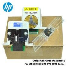 Original Parts Assembly New For EPSON LQ590 LQ2090 LQ690 LQ 590 695 2090 LQ-590 LQ-2090 LQ-690 Printerhead Printhead F081000