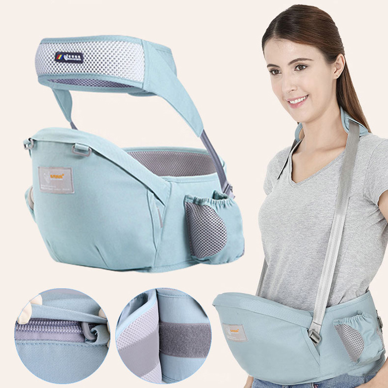 Baby Carrier Baby Holder Baby Waist Stool Baby Sling Safety Belt Backpack For Newborns Breathable Kangaroo Baby Hip Walkers