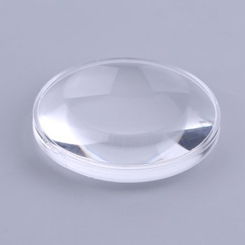 Diameter 37mm Convex Lens Glass for Google Cardboard Virtual Reality VR Brand New image