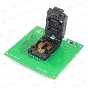 Image 4 - Il Trasporto Libero 100% Originale Nuovo DX3013 Adattatore per Xeltek Superpro 6100/6100N Programmatore DX3013 Presa