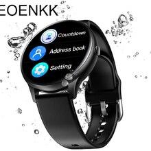 Monitor Smart-Watch Sports-Bracelet Heart-Rate-Blood-Pressure Health Bluetooth Sleep