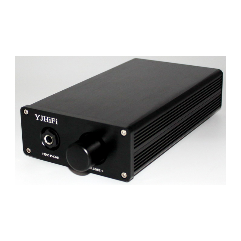 KYYSLB AC 220V 80mW TPA6120A NE5534 amplificateur maison Portable amplificateur Audio Machine 32 ohms-600 Ohm 20 HZ-20 KHZ Amp UPC1237 alpes 27