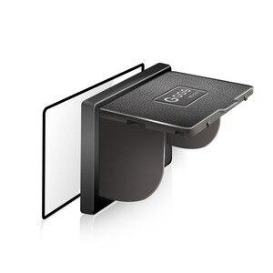 Image 3 - Ggs Vijfde Generatie Voor Fuji XT1 XT2 XA3 Larmor Screen Camera Film Bescherming Screen Metalen Frame Ingebedde Optische Glas