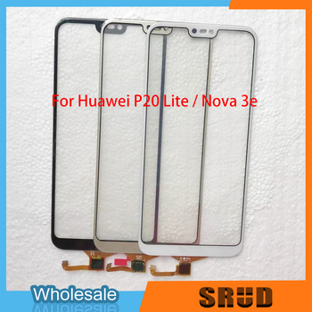 LCD Touch Digitizer Glass Replacement For Huawei P20 Lite Nova 3E LCD Touch Screen Repair Parts