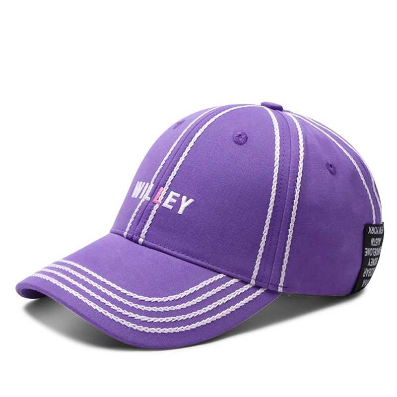 19 wiosenne i jesienne nowe napisy haft czapka z daszkiem mężczyźni i kobiety trendy na świeżym powietrzu dzika czapka koreański modny kapelusz