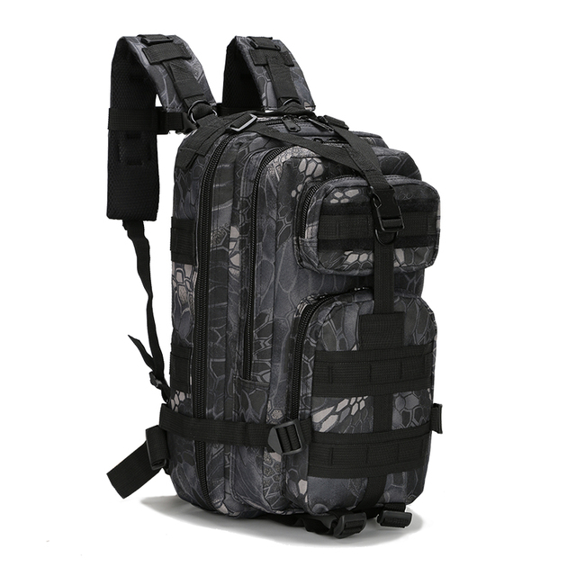 Men Military Tactical Backpack 30L 8
