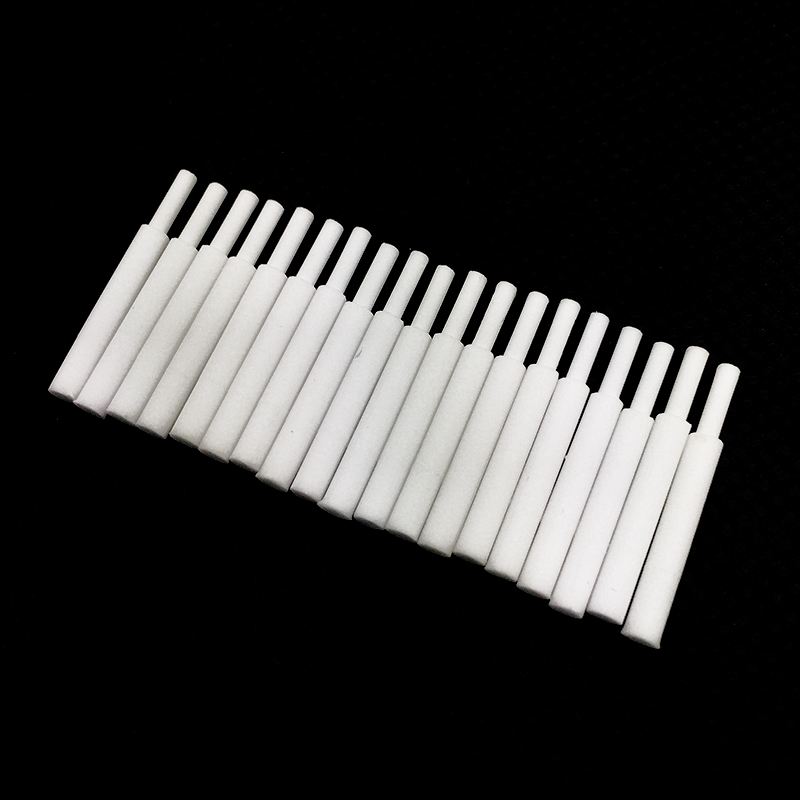 100pcs Zirconia Ceramic Pin For Dental Lab Honeycomb Firing Tray Dental Supplies