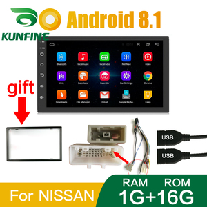 Image 3 - 2 Din 2.5D Screen Android 10.0 Car radio Multimedia Video Player Universal Stereo GPS MAP For Volkswagen Nissan Hyundai  Toyoto