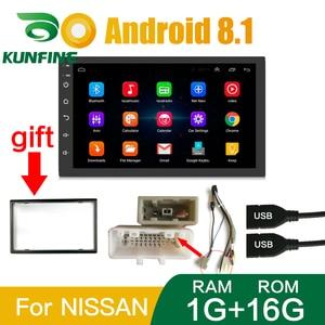 Image 3 - 2 Din 2.5D ekran Android 10.0 araba radyo multimedya Video oynatıcı evrensel Stereo GPS harita için Volkswagen Nissan Hyundai toyota