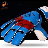 Professional Soccer Goalie Gloves Latex Size 8 9 10 Adult Football Goalkeeper Gloves Finger Protector Wholesale