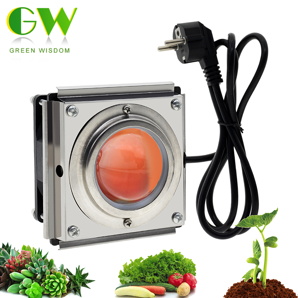 Full Spectrum COB Grow Light 300W High Luminous Efficiency Growing Lamp for Plants COB Phytolamp for Indoor Grow Box Greenhouses(China)