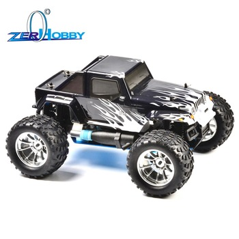 HSP RC Car 1/10 Scale Nitro Power 4wd Off Road Monster Truck 94188 Pivot Ball Suspension Two Gears High Speed Hobby new dhk hobby 8384 1 8 4wd off road racing truck rtr 70km h wheelie high torque servo rc car impact resistant monster truck