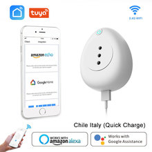 Smart Plug Wifi Socket 15A Italy Chile Power Monitor Voice Control Works With Google Home Alexa IFTTT Tuya life APP