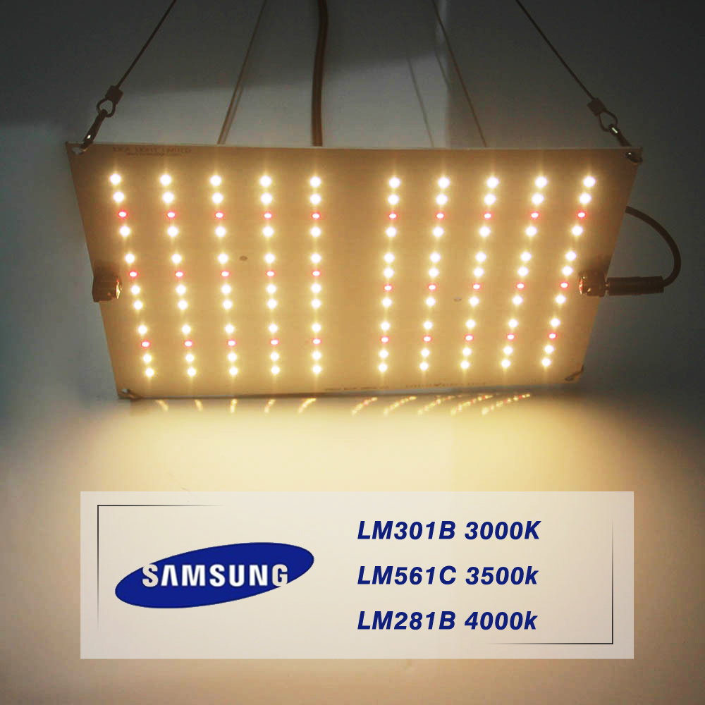 Samsung LM301B/LM561C/LM281B Chips Quantum Technology Plants Lights Full Spectrum Mix 660nm Indoor Veg And Flower Seedling Lamps