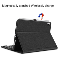 style protective For Huawei MatePad Pro 10.8 Inch Tablet Case Business Style Folding Stand Protector Case TPU+PU Leather Tablet Protective Cover (3)