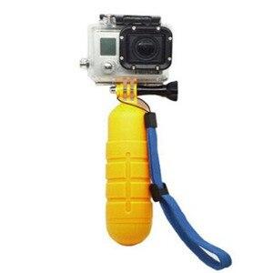 Image 2 - Gosear FLOAT Hand Grip bobber ลอยตัว Rod POLE Stick ขาตั้งกล้อง Monopod สำหรับ GoPro Go Pro Hero 5 4 3 2 xiaomi Yi 4 K SJCAM SJ4000 H9