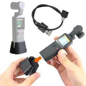 Image 1 - Подставка для зарядки, держатель для зарядки с удлинительным кабелем для камеры
