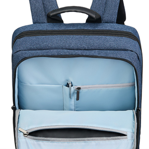 Image 5 - Original 90FUN Classic Business Backpack Teenagers Bag Large Capacity School Backpack Students Bags Suitable For 15inch Laptop