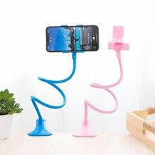 Soporte Flexible para teléfono móvil con brazo largo y soporte para mesa de escritorio y cama para iPhone Huwei y Samsung