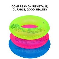 Портативный насос для воздушных шаров, плавательное кольцо, пластиковый мини-насос для воздушных шаров
