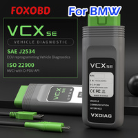 VXDIAG VCX SE For BMW better than for ICOM A3 A2 NEXT OBD2 Diagnostic Tool Automotive Programming Scanner