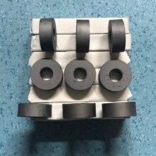 WEDM карбид вольфрама блок OD25* ID10* H10mm для вырезной станок с ЧПУ резки