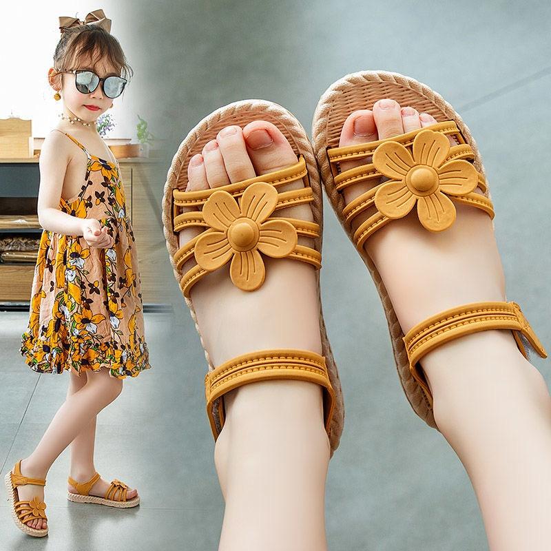 Girls Sandals 2020 Summer New Children