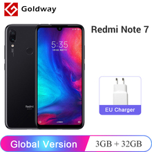 Xiaomi Redmi Note 7 3GB 32GB WCDMA/LTE/GSM Quick Charge 3.0 Octa Core Fingerprint Recognition