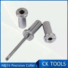 Tuleja zaciskowa do tulei NBJ16 ec pręt woflramu NBJ10 NBJ16 tuleja wytaczarska DBJ stal wolframowa tuleja zaciskowa do regulowanych zestawów