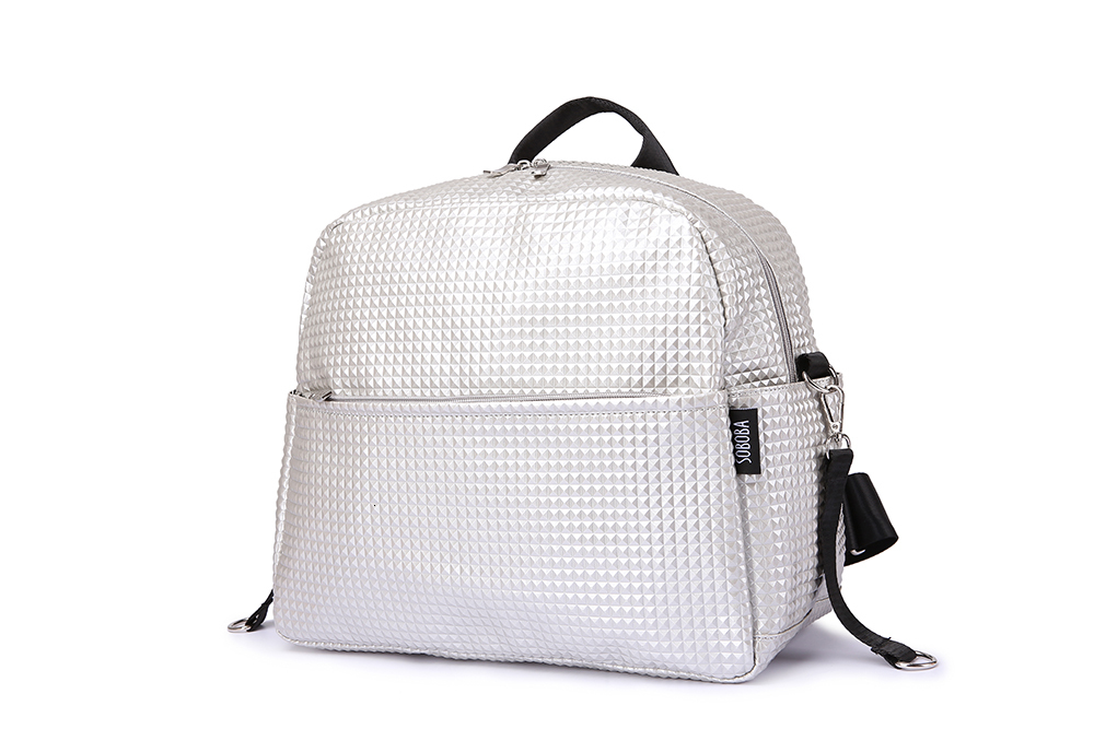 H02afb157eea34abfae2fd3c098678f29A Soboba Mommy Maternity Diaper Bags Solid Fashion Large Capacity Women Nursing Bag for Baby Care Stylish Outdoor Mommy Bags