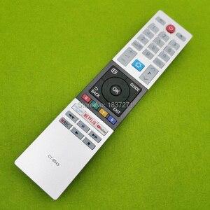 Image 2 - new  remote control CT 8543 for Toshiba 40L2863DG  32L3963DA 32L3863DG 32W2863DG 49L2863DG 49T6863DA  55U6863DA 55V5863DG led tv