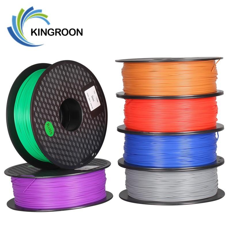 1KG 1 75mm PLA Filament Printing Materials For 3D Printer Extruder Pen Rainbow Plastic 3D Printer Filament