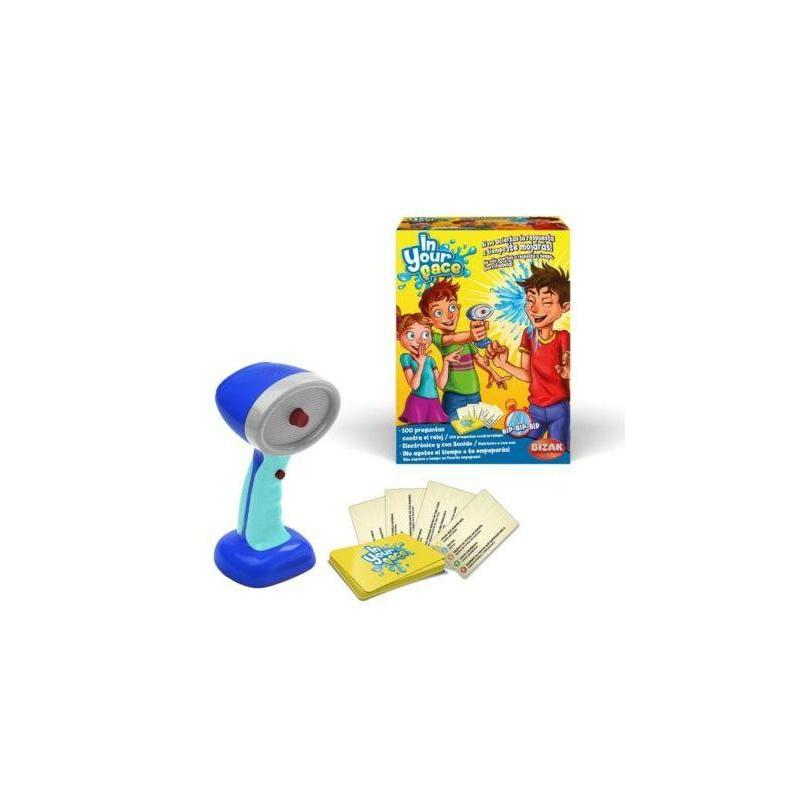 Game On Your Face Answer Or Shoots Water Toy Store