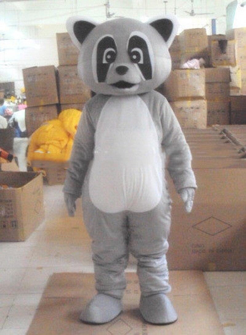 Gris souris paresseux mascotte Costume costumes Cosplay fête déguisements tenues publicité Promotion carnaval Halloween Parade adultes